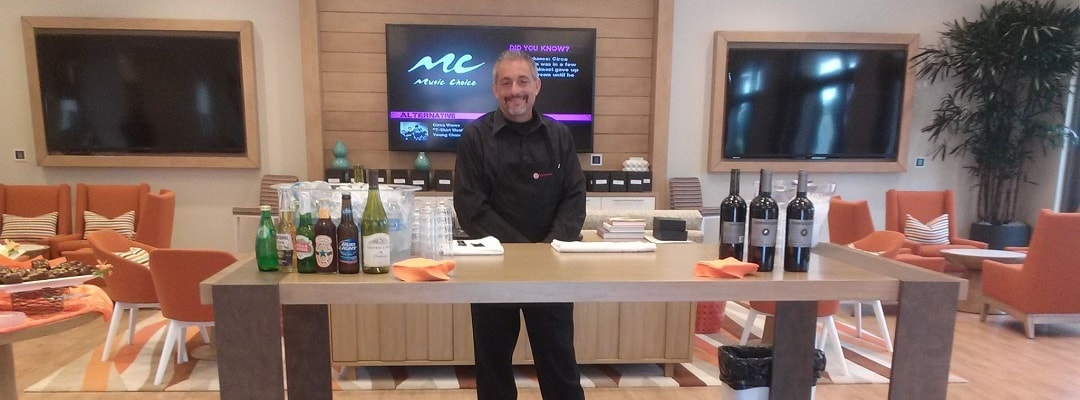 bar services gourmet caterers home events bridal shower catering