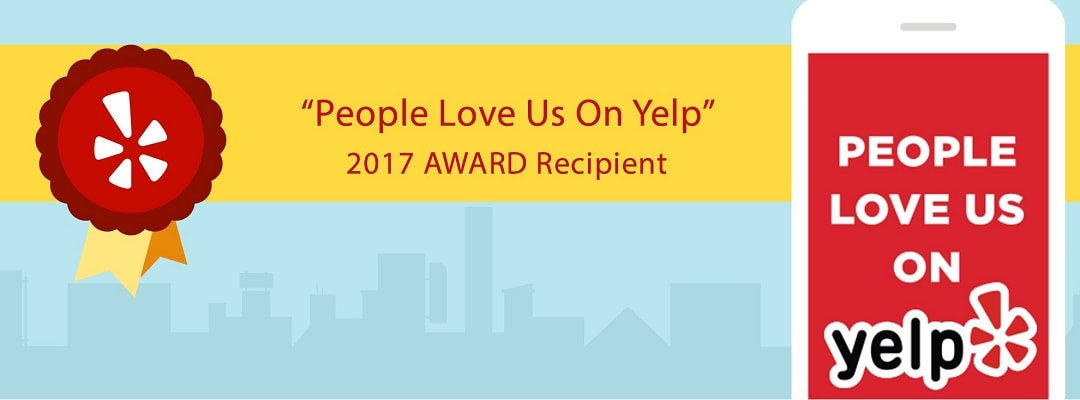 2017 People Love Us Award Recipient - Gourmet Caterers